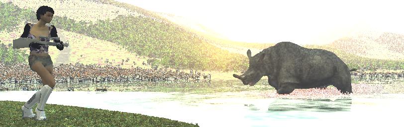 Creating a nice CGI landscape. (5/6)