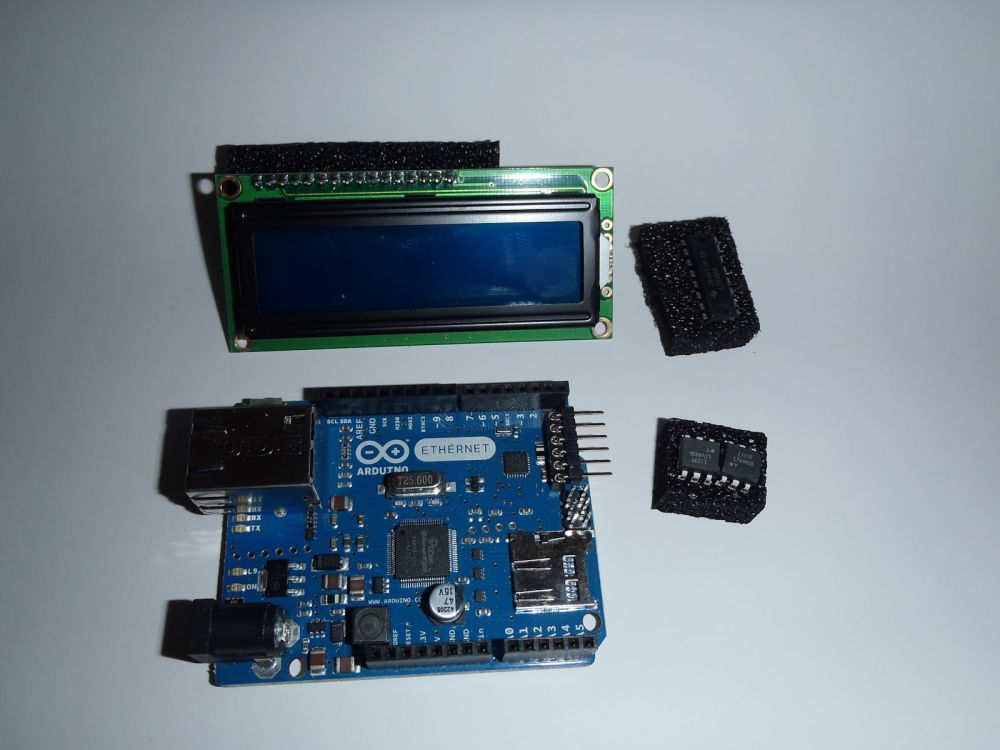 The Arduino and the Raspberry Pi. (4/6)