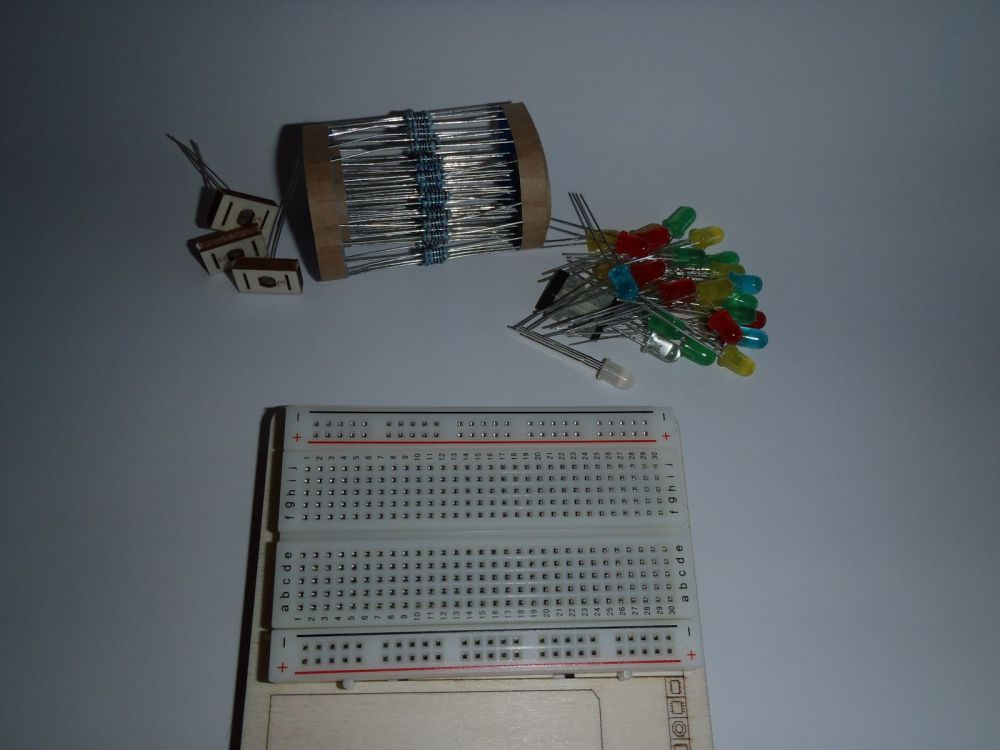 The Arduino and the Raspberry Pi. (2/6)