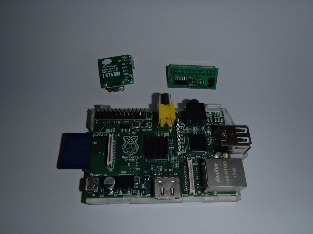 The Arduino and the Raspberry Pi. (1/6)
